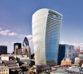 [Artist's impression of Walkie Talkie Building]